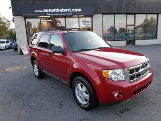 Used 2010 Ford Escape XLT AWD **87 000 KM CERTIFIÉ** for sale in St-hubert, QC