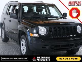 Used 2011 Jeep Patriot SPORT for sale in Vaudreuil-Dorion, QC