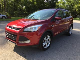 Used 2014 Ford Escape SE * 4WD * NAV * Rear CAM * Bluetooth for sale in London, ON