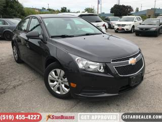 Used 2014 Chevrolet Cruze 2LS | CAR LOANS FOR ALL CREDIT for sale in London, ON