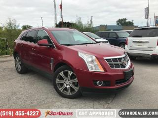 Used 2012 Cadillac SRX Premium | NAV | CAM | LEATHER | ROOF for sale in London, ON