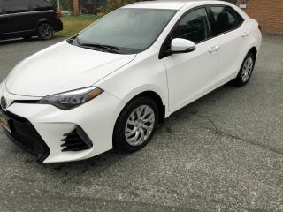 Used 2017 Toyota Corolla SE, CVT for sale in Sherbrooke, QC