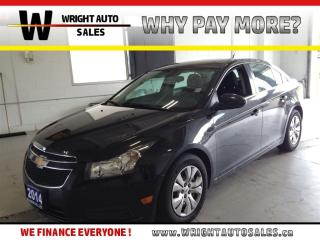 Used 2014 Chevrolet Cruze 1LT|SUNROOF|BLUETOOTH|125,385 KMS for sale in Cambridge, ON