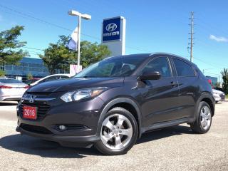 Used 2016 Honda HR-V EX-L Navi 4WD CVT for sale in Barrie, ON