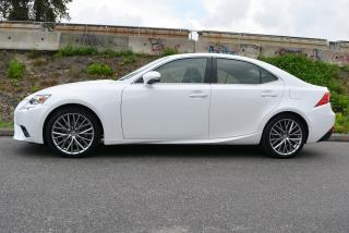 Used 2015 Lexus IS 250 AWD Sedan for sale in Vancouver, BC