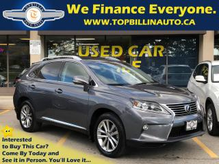Used 2015 Lexus RX 350 Sportdesign, Navi, Blind Spot, Power Tailgate for sale in Vaughan, ON