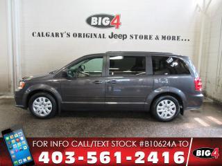 Used 2015 Dodge Grand Caravan Premium Plus   Stow'n Go   DVD for sale in Calgary, AB
