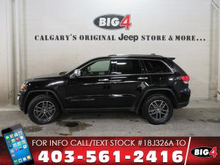 Used 2017 Jeep Grand Cherokee Limited for sale in Calgary, AB