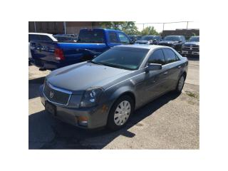 Used 2006 Cadillac CTS 2.8L   AS-IS   Wholesale TO THE Public for sale in Burlington, ON
