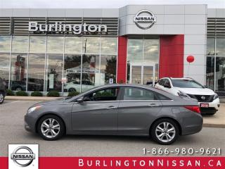 Used 2011 Hyundai Sonata Limited, Navigation, LOW KM'S, ACCIDENT FREE ! for sale in Burlington, ON