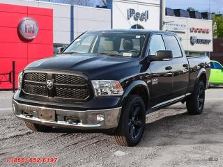 New 2018 RAM 1500 OUTDOORSMAN for sale in Mississauga, ON