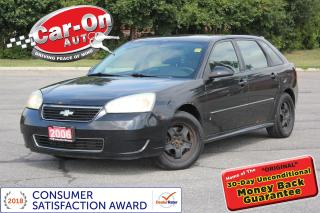 Used 2006 Chevrolet Malibu Maxx LT SUNROOF DVD REMOTE START for sale in Ottawa, ON