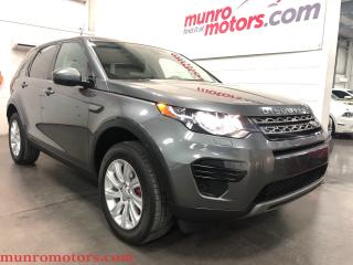 Used 2016 Land Rover Discovery Sport SE Winter Pkg Panoramic Sunroof for sale in St. George Brant, ON