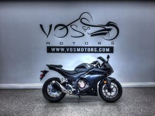 Used 2016 Honda CBR500 RA - No Payments For 1 Year** for sale in Concord, ON
