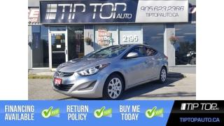 Used 2016 Hyundai Elantra GL ** Heated Seats, Bluetooth, Automatic ** for sale in Bowmanville, ON