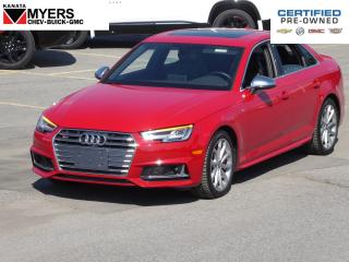 Used 2018 Audi S4 S4 V6 VIDEO youtu.be/HN8gvOqgyrA for sale in Ottawa, ON