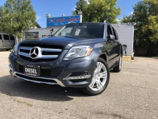Used 2014 Mercedes-Benz GLK-Class 4MATIC 4dr GLK250 BlueTec DIESEL NON accident for sale in Brampton, ON