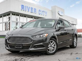 Used 2016 Ford Fusion 2.5L- BLOCK HEATER for sale in Winnipeg, MB