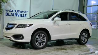 Used 2017 Acura RDX ÉLITE ** ACHAT 72 MOIS 3.9 % ** for sale in Blainville, QC
