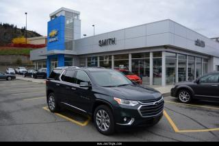 New 2019 Chevrolet Traverse Premier for sale in Kamloops, BC