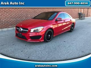 Used 2014 Mercedes-Benz CLA-Class CLA250 for sale in Mississauga, ON