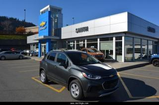 New 2019 Chevrolet Trax LT for sale in Kamloops, BC