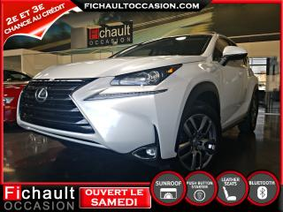 Used 2015 Lexus NX 200t AWD ***LIQUIDATION*** for sale in Châteauguay, QC