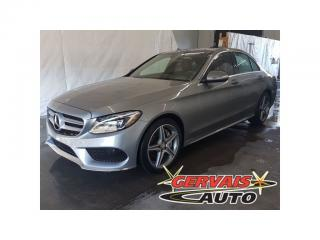 Used 2015 Mercedes-Benz C-Class C300 Awd Sport for sale in Trois-rivières, QC