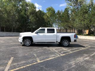 Used 2017 GMC Sierra 1500 Denali Crew Cab 4X4 for sale in Cayuga, ON