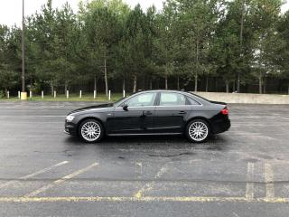 Used 2014 Audi A4 S-LINE Quattro (AWD) for sale in Cayuga, ON