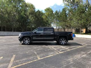 Used 2016 GMC Sierra 1500 Denali Crew Cab 4X4 for sale in Cayuga, ON