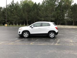 Used 2014 Chevrolet Trax LS FWD for sale in Cayuga, ON