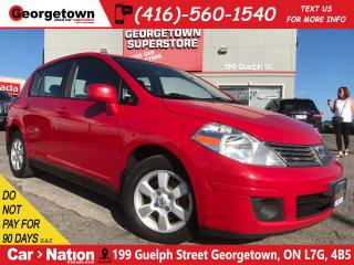 Used 2008 Nissan Versa SL ALLOY WHEELS| PWR GROUP| CRUISE| LIKE NEW for sale in Georgetown, ON