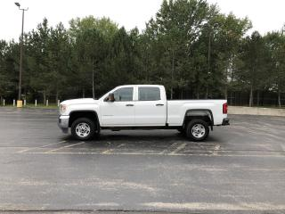 Used 2016 GMC Sierra 2500 HD CREW CAB 4X4 for sale in Cayuga, ON