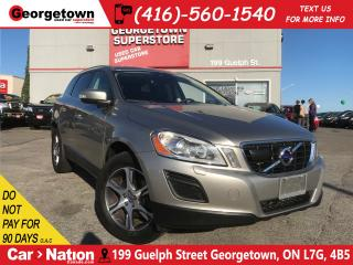 Used 2013 Volvo XC60 T6 PREMIER PLUS | AWD | PANO ROOF | BLIS for sale in Georgetown, ON