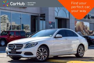 Used 2015 Mercedes-Benz C-Class C 300|Pano_Sunroof|Nav|BlindSpot|Pkng_Sensors for sale in Thornhill, ON