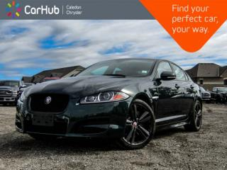 Used 2015 Jaguar XF AWD|Navi|Sunroof|Backup Cam|Bluetooth|Leather|Heated Front Seats|Push Start|19