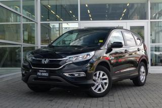 Used 2016 Honda CR-V EX-L AWD for sale in Vancouver, BC