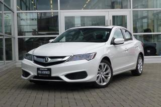 Used 2016 Acura ILX PREMIUM for sale in Vancouver, BC