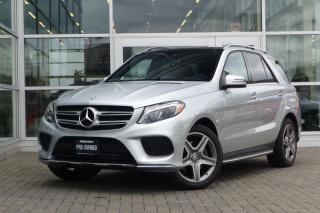 Used 2016 Mercedes-Benz GLE350d 4MATIC *AMG*Low Kms* for sale in Vancouver, BC