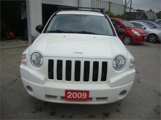 Used 2009 Jeep Compass NORTH for sale in London, ON