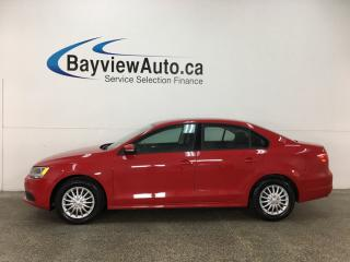 Used 2014 Volkswagen Jetta 2.0L Trendline - 5 SPEED! HTD SEATS! A/C! PWR GROUP! for sale in Belleville, ON