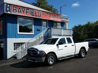 Used 2011 RAM 1500 ST Quad Cab 4x4 **4.7L/Power Group/Warranty!** for sale in Barrie, ON