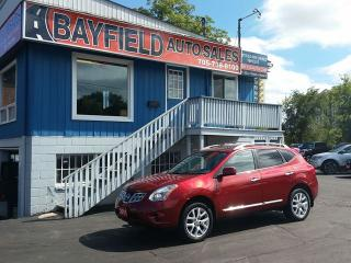 Used 2011 Nissan Rogue SL AWD **Leather/Roof/Navigation/Reverse Cam** for sale in Barrie, ON