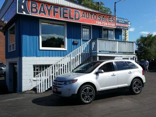 Used 2013 Ford Edge SEL AWD **Navigation/Panoramic Roof/Reverse Cam** for sale in Barrie, ON