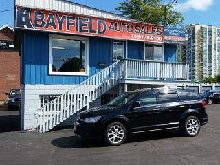 Used 2014 Dodge Journey R/T AWD **7 Pass/Leather/Roof/Nav/DVD** for sale in Barrie, ON