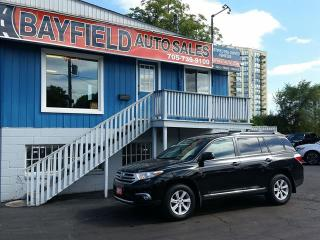 Used 2012 Toyota Highlander 4WD V6 **7 Passenger/Leather/Heated Seats** for sale in Barrie, ON