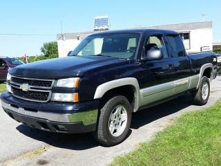 Used 2007 Chevrolet Silverado 1500 LS 4x4 for sale in Gloucester, ON