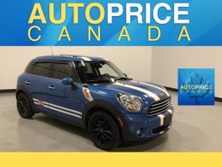 Used 2012 MINI Cooper Countryman PANOROOF|LEATHER for sale in Mississauga, ON