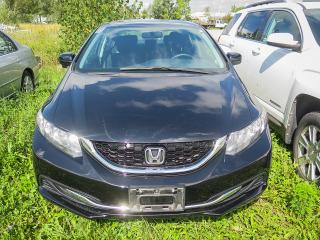 Used 2014 Honda Civic EX Sedan for sale in Guelph, ON